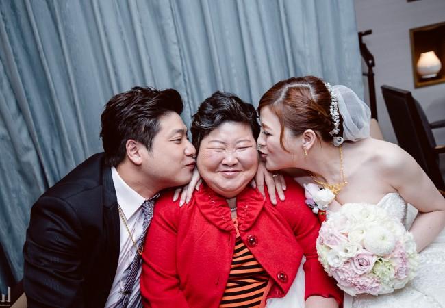 桃園婚攝 明格&文雅 婚禮攝影@兆笙會館