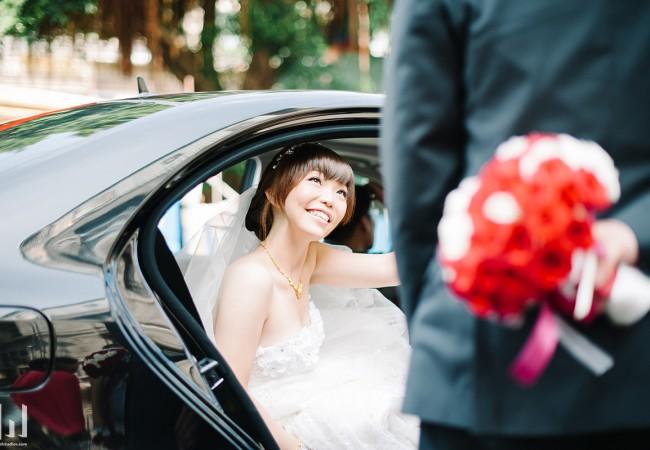 桃園婚攝 庭宇&君儀 婚禮攝影@八德來福星