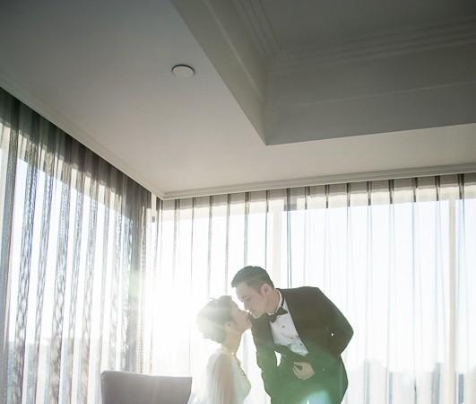 台北婚攝 Eric & Michelle 婚禮攝影@台北晶華酒店