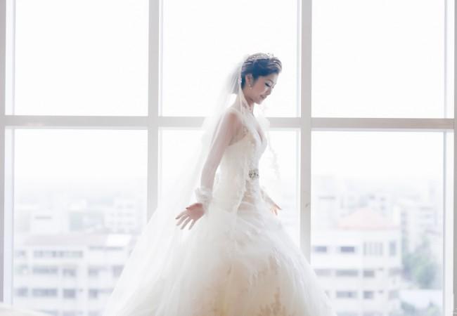 桃園婚攝 竣傑&祥齡 婚禮攝影@桃禧航空城