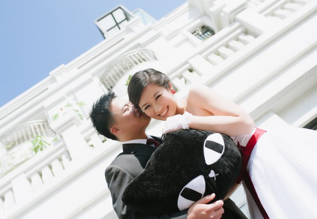 雲林婚攝 俊毅&玉涵 婚禮攝影@北海活海產