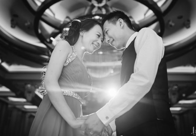 台中婚攝  YU & FIBBY 婚禮攝影@葳格國際會議中心