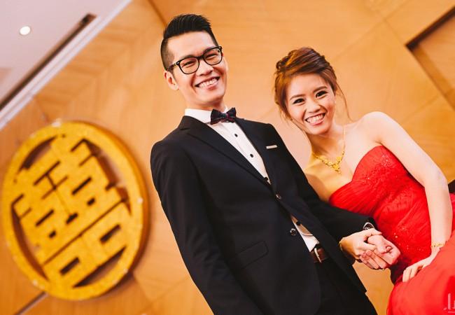 桃園婚攝 TIM & SHELLY 婚禮攝影@古華花園飯店