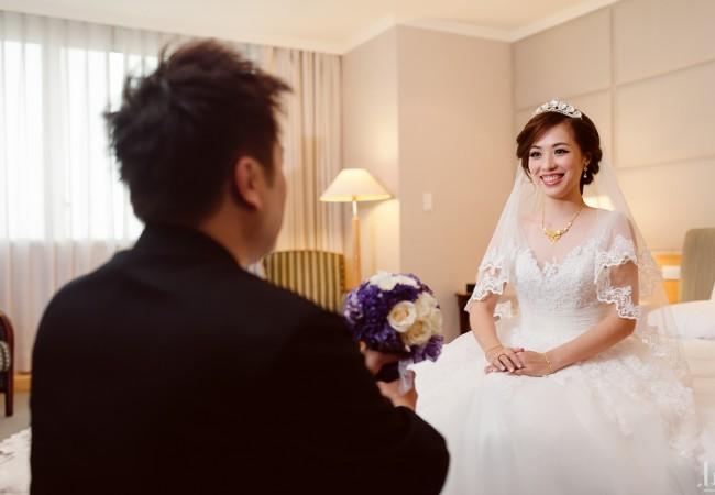 桃園婚攝 沺融&巧瑄 婚禮攝影@川門子時尚美食會館