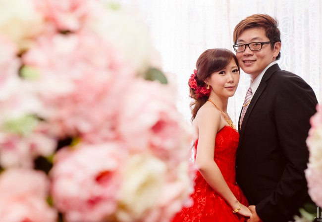 桃園婚攝 業展&宛霓 婚禮攝影@福祥宴