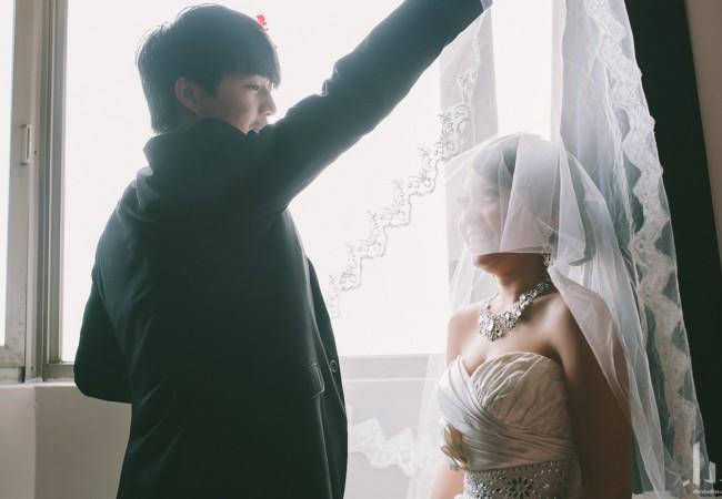 桃園婚攝  詠臻&培庭 婚禮攝影@綠光花園