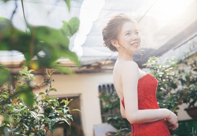 桃園婚攝  夏飛&心悅  婚禮攝影@八德來福星