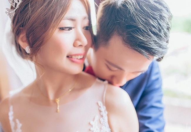 桃園婚攝 子豪&婉琳 婚禮攝影@龍潭知味