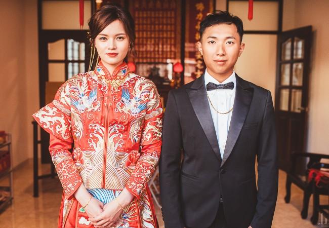 新竹婚攝 敏慈&莛恩 婚禮攝影@新竹風采