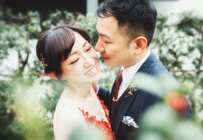 桃園婚攝 逸群&怡君 婚禮攝影@八德彭園