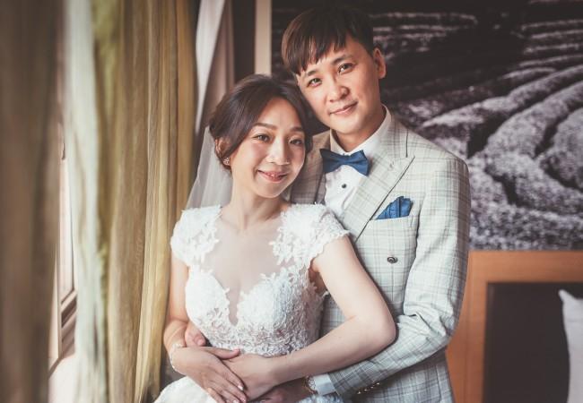 桃園婚攝 功奇&芷晴 婚禮紀錄@八德彭園