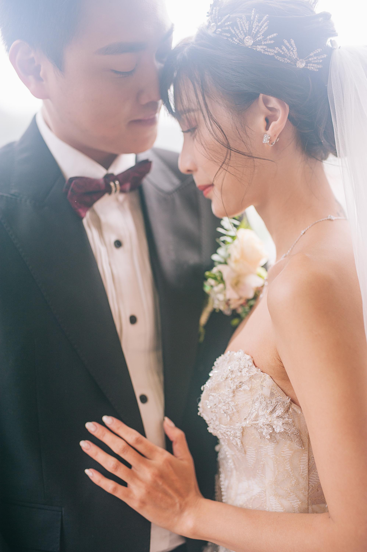 新北婚攝 庭宇&翠芬 婚禮紀錄@深情海岸