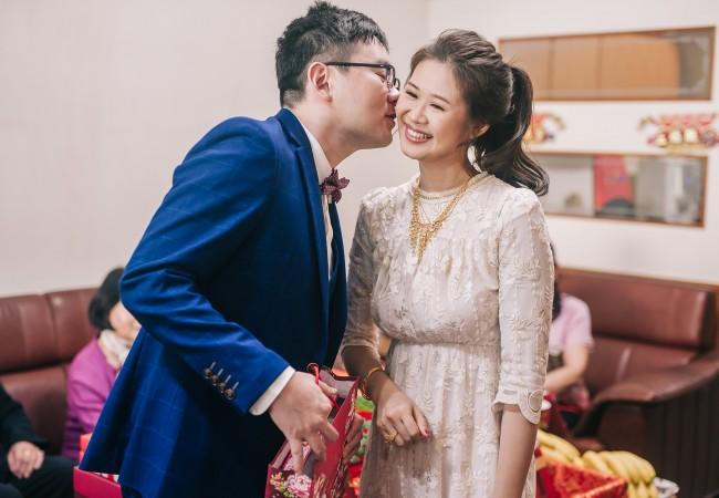 高雄婚攝 義忠&詠姈 婚禮紀錄@老新台菜